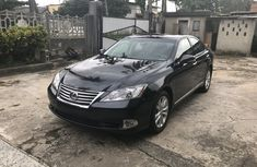 2010 Clean shinning black Lexus Es350 for sale