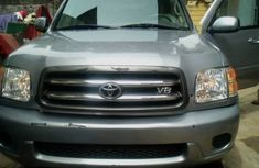 2001 Toyota Sequoia Jeep for sale