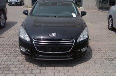 New Peugeot 508 Black 2008 for sale