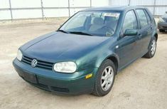 1993 Green tokumbo Volkswagen Golf 4 For sale