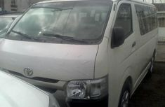 Toyota HiAce 2015 Manual Petrol ₦14,200,000