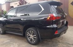 Lexus LX 2017 for sale