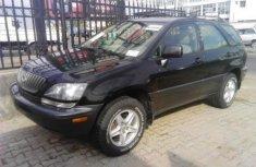 1999 almost brand new Lexus RX Petrol
