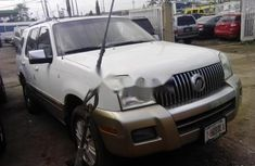 2006 Mercury Mountaineer Petrol Automatic