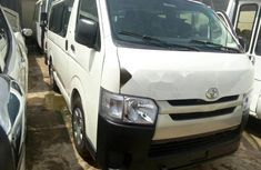 2012 Toyota HiAce Manual Petrol well maintained