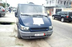 2001 Ford Transit Diesel Manual for sale