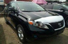 2012 almost brand new Lexus RX Petrol