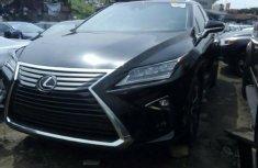 2017 almost brand new Lexus RX Petrol
