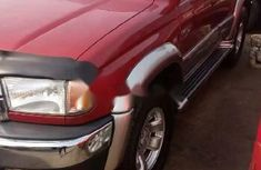 2002 Toyota 4-Runner Automatic Petrol well maintained