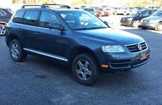 2004 VOLKSWAGEN TOUAREG 3 FOR SALE