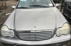 Sharp C320 Benz 2003 Tokunbo  FOR SALE