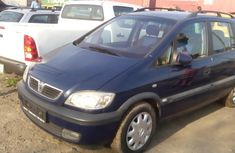 Sharp Opel Zafira 2002 Toks Manual FOR SALE