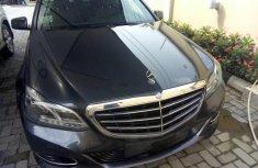 Mercedes-Benz E200 2014 Automatic Petrol ₦14,300,000