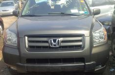 Newly Arrived Lagos Cleared 2006 Model Honda Pilot FOR SALE
