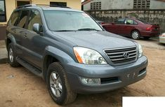2003 Lexus Gx 470 Blue For Sale