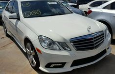 2012 Clean MERCEDES-Benz E350 for sale