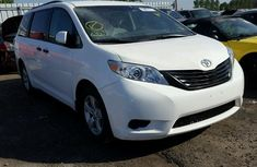 Well kept 2017 Toyota Sienna for sale