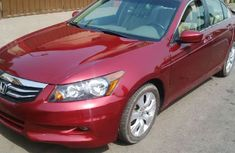 Foreign used Honda Accord 2011 model on for sale