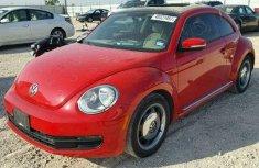 Volkswagen Beetles 2003 Red FOR SALE