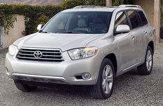 Toyota Highlander 2008 review & prices in Nigeria