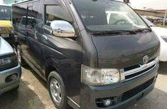 2012 Toyota Hiace bus for sale at affordable prices