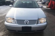 Foreign used Volkswagen Jatta 2003 silver For sale