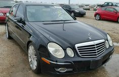 Clean Mercedes Benz E350  2010 for sale