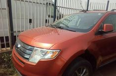 2008 Ford Edge Petrol Automatic