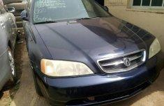 Acura TSX 2002 Automatic Petrol ₦1,500,000