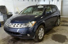 2005 Nissan Murano SL in good condition for sale