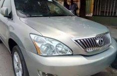 Lexus Rx 330 2006 silver for sale