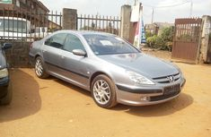 2002 Clean Peugeot 607 for sale