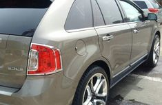 Tokunbo Ford Edge 2012 Green for sale