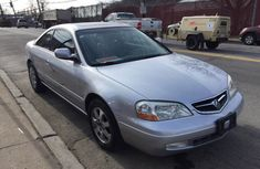 Acura CL 2001 Silver for sale