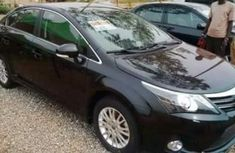 2010 Toyota Avensis Black for sale