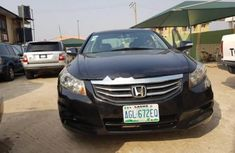Clean 2010 Black Honda Accord for sale