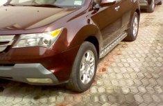 Almost brand new Acura MDX Petrol