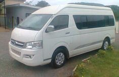 2013 Clean Toyota Hiace bus for sale