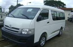2013 Toyota Hiace bus for sale