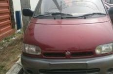 Nissan Serena 1997 red for sale