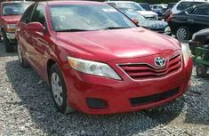 1997 Red clean Toyota Camry for sale ac/filtered and good working conditions
