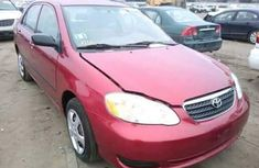 Toyota Carroll 2009 Red no problem about that For sale