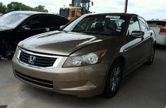 Honda Accord 2010 Brown for sale