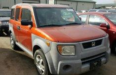2008 Honda Element orange for sale