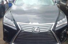 Lexus RX 2017 Petrol Automatic Black