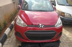 Hyundai i10 2017 Petrol Manual Red