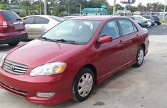 Toyota Corolla S 2005 for sale