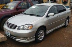 2004 Toyota Corolla sport for sale