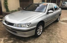 Nice clean tokunbo sweet drive Peugeot 406 2004 Silver for sale