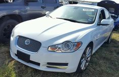 Clean direct tokumbo Jaguar XF 2000 White for Sale